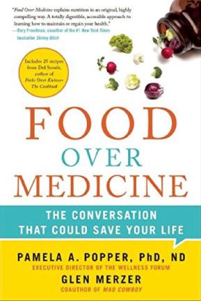 BuchCover_FoodoverMedicine
