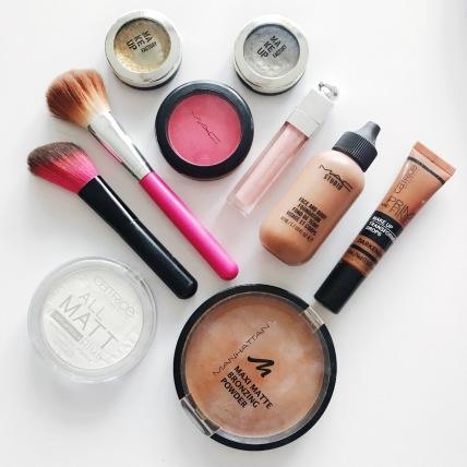 Show MakeUp Basics